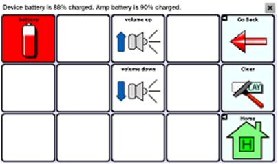 Checking Battery Status